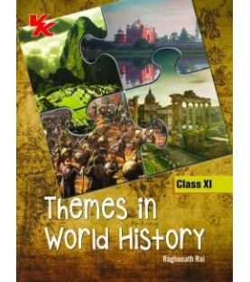 Themes In World History Class 11by Raghunath Rai