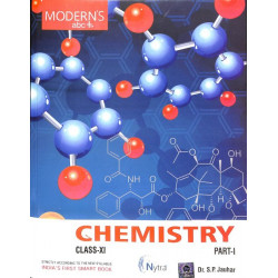 Modern's abc+ Of ISC Chemistry Class 11 Part 1 & 2 by S. P.