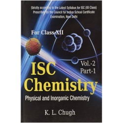 Physical and Inorganic Chemistry Part 1