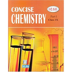 Selina ICSE Concise Chemistry for Class 9