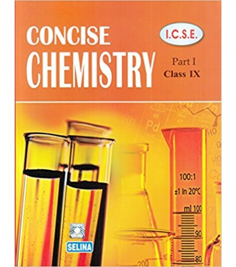 Selina ICSE Concise Chemistry for Class 9 2021-22