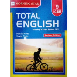 Total English  ICSE Class-09 by Pamela Pinto 2019-20