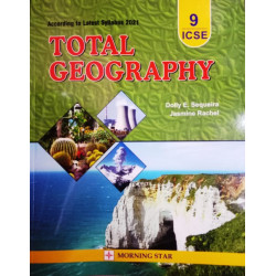 Total Geography Morning Star Class 9 by Dolly Ellen