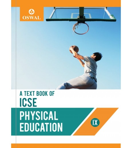 A Text Book Of ICSE Physical Education Class 9