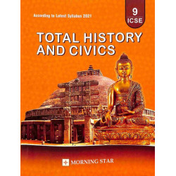 Total History & Civics 9 ICSEby Dolly Sequeira