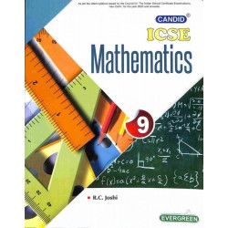 Candid ICSE Mathematics 9by R. C. Joshi