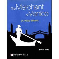 The Merchant Of Venice (A Verity Edition)by Xavier Pinto