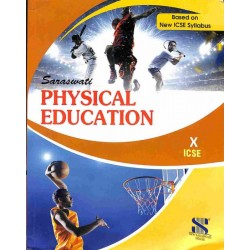 Physical Education Class-X ICSE By Dr. V.K. Sharma