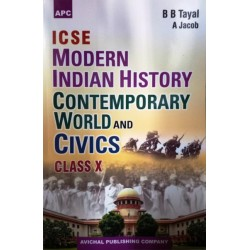 Modern Indian History Contemporary World and Civics