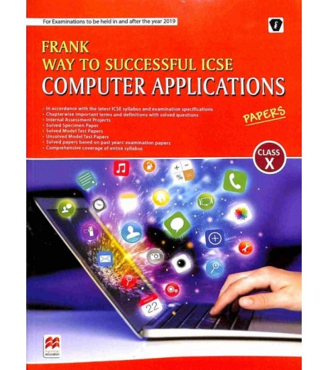 Frank Way to Successful ICSE Computer Applications