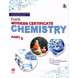 Frank Modern Certificate Chemistry Part-2 for ICSE Class 10   Latest Edition