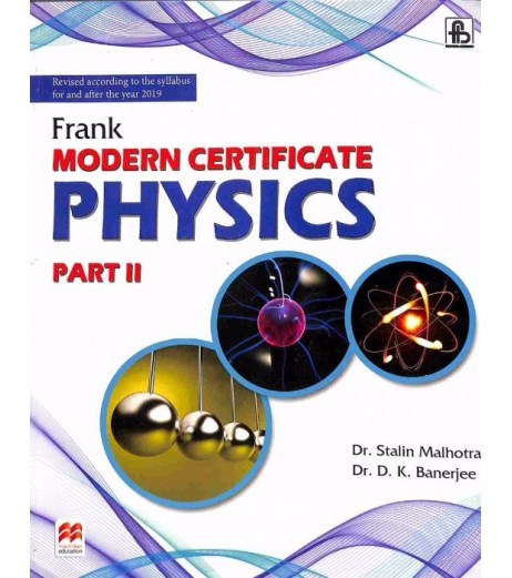 Frank Modern Certificate Physics  Part-2 2020-21