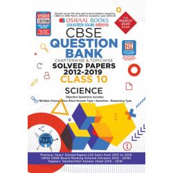 Oswaal CBSE Question Bank Class 10 Science Chapterwise &