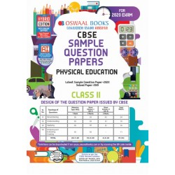 Oswaal CBSE Sample Question Papers Class 11 Physical