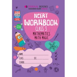 Oswaal NCERT Workbook Class 3 Mathematics Math Magic for
