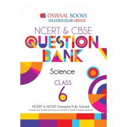 Oswaal NCERT & CBSE Question Banks Class 6 Science (For
