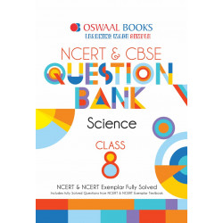 Oswaal NCERT & CBSE Question Banks Class 8 Science (For