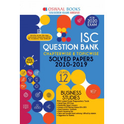 Oswaal ISC Question Bank Class 12 Business Studies