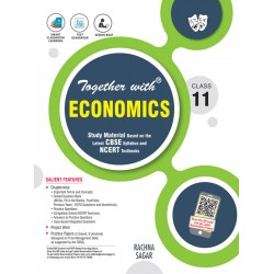 Together With Economics  Study Material for Class 11 For 2021 Exam