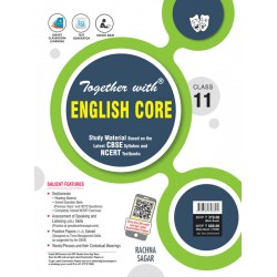 Together With English Study Material for Class 11 For 2021 Exam