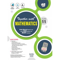 Together With Mathematics Study Material for Class 11 For 2021 Exam