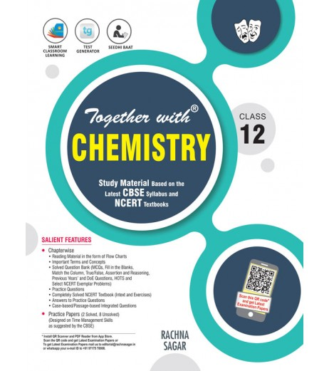 Together With Chemistry Study Material for Class 12 For 2021 Exam