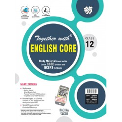 Together With English CoreStudy Material for Class 12 For