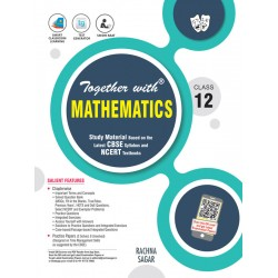 Together With Mathematics Study Material for Class 12 For