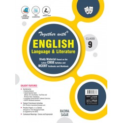Together With English Language and Literature  for Class 9