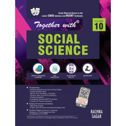 Together With Social Science Study Material for Class 10