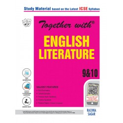 Together With ICSE English Language Study Material for Class 9 and 10 2020-21
