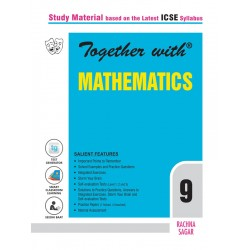 Together With ICSE Mathematics Study Material for Class 9