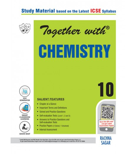 Together With ICSE Chemistry Study Material for Class 10 2020-21