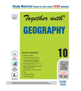 Together With ICSE Geography Study Material for Class 10 2020