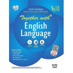 Together With ICSE English Language Study Material for Class 9 and 10