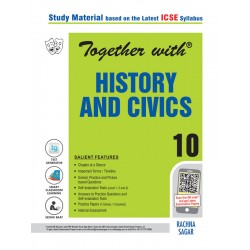 Together With ICSE History and Civics Study Material for