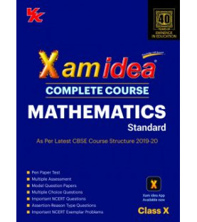 Xam idea CBSE Mathematics Class 10 2019-20