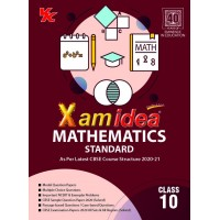 Xam idea CBSE Mathematics Class 10 2020-21