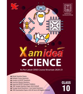 Xam idea CBSE Science Class 10 2020-21
