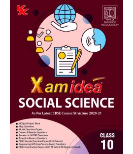 Xam idea CBSE English Class 10 2020-21