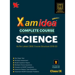 Xam idea CBSE Science Class 9 2019-20