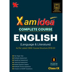 Xam idea CBSE English Class 9  2019-20