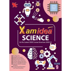 Xam idea CBSE Science Class 9 2020-21