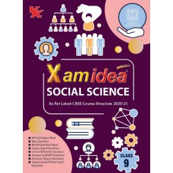 Xam idea CBSE Social Science Class 9 2020-21