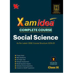 Xam idea CBSE Social Science Class 9 2019-20