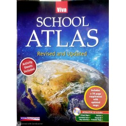 Viva School Atlas  Revised and Updated  book