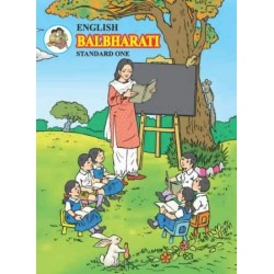 English-Balbharti class 1 Maharashtra State Board