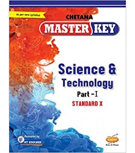 Master Key Science and Technology-I Class 10 2019-20