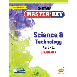 Master Key Science and Technology-II Class 10 2019-20