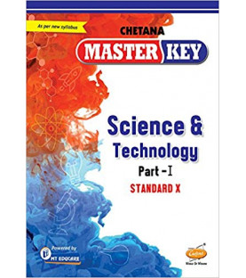 Master Key Science & Technology-I Class 10 2019-20